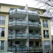 Balkone am Haus